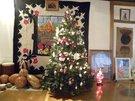 in studio christmas