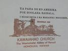 hawaiian bible