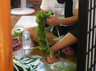 lei making